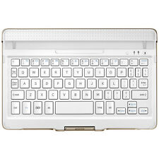 New Genuine Samsung Galaxy Tab S 8.4 Bluetooth Keyboard Cover Case - White