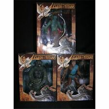 Gentle Giant Clash Of The Titans 4 Figure Set Medusa Kraken Calibos Bubo