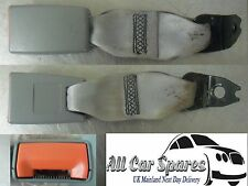 Mazda 3 -5dr Hatch -Passenger/Middle Rear Seatbelt/Seat Belt Anchor/Buckle -Grey