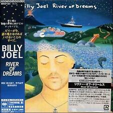 Billy Joel - River of Dreams (CD, Sony) No Man's Land, Great Wall of China