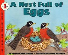 A Nest Full of Eggs Let's-Read-and-Find-Out Science, Stage 1)