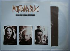 Montanablue Chained To An Elephant 1989 LP + IS Blaine L. Reininger