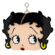 """Switchables"" Fused Glass Night Light Cover - Betty Boop - (Cover Only) #511"