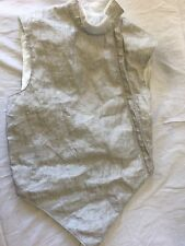 New listing American Fencers Electric Fencing Shirt Size 42