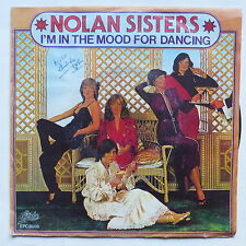 NOLAN SISTERS I'm in the mood for dancing 8068