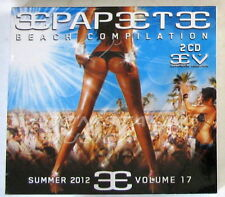 VARIOUS - PAPEETE BEACH COMPILATION VOL. 17 - 2 CD Sigillato