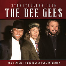 BEE GEES New Sealed 2016 LIVE 1996 CONCERT & INTERVIEW CD