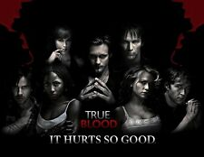 POSTER TRUE BLOOD VAMPIRES VAMPIRI SEASON 1 2 3 DVD #5