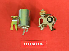 Honda CONDENSER & CONTACT POINTS KIT tune up z50 ct70 atc70 xl75 xl70 xr75 xl75