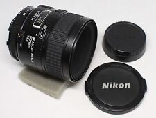 Good++ Nikon AF Micro NIKKOR 60 mm F/2.8 Lens Made In Japan