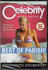 THE BEST OF PARIS-Unauthorized documentary PARIS HILTON-Totally uncensored-DVD
