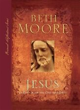 Jesus: 90 Days With the One and Only by Beth Moore (2007, Hardcover)