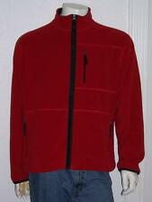 MENS NWT POLO SPORT RALPH LAUREN RED THERMAL PRO POLARTEC JACKET SIZE LARGE