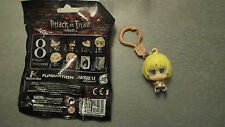 Attack on Titan backpack hangers keychain figure clip Character ARMIN 5""