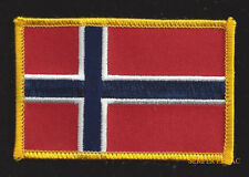 NORWAY COUNTRY HAT VEST FLAG PATCH SOUVENIR TRIP GIFT PIN UP EUROPE NORWEGIAN