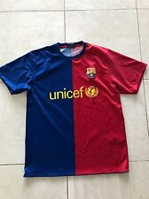 Rare FC Barcelona 2008/09 HOME NIKE Adult Medium shirt jersey Camiseta Official