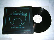 LP - Sisters of Mercy / Enter the Sisters - Blue Cover # cleaned