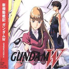 Gundam W Operation V.4 (4988003226398) New CD