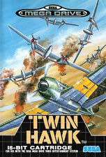 # Twin Hawk-Sega Mega Drive/MD juego-Top #