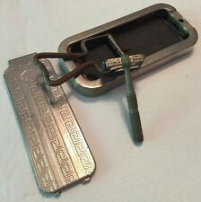 """Antique 1920's Rolls Razor """"The Whetter"""" Sheffield Steel Made In England"""