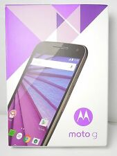 Motorola Moto G (3rd generation) Global GSM Unlocked 16GB (Black)