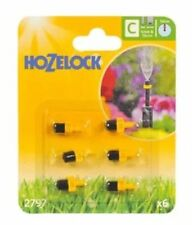 Hozelock 2797 Mister Micro Water Jet Spray Micro Irrigation Pack Of 6