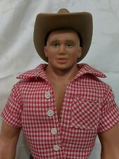 """Anatomically Correct """"Billy"""" Male Doll ADULT Collectible """"Cowboy"""" Gay / Bi-Sex"""