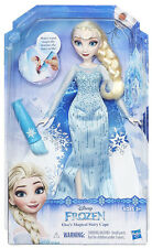 Frozen Disney Elsa's Magical Story Cape Doll HASBRO