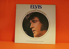 ELVIS PRESLEY - LEGENDARY PERFORMER VOLUME II - 1976 WITH BOOKLET - LP VINYL -L