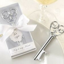 Wedding Engagement Favour Bridal Party Gift Key To My Heart Bottle Opener Hot