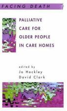 Palliative Care for Older People in Care Homes-ExLibrary