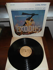 "ERNEST GOLD ""Exodus"" LP RCA USA"