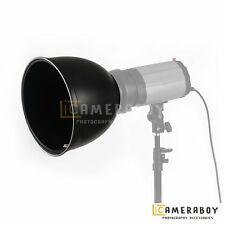 Silver 65° Φ27cm Reflector Dish &honeycom Suitable for Studio Flash Bowens Mount