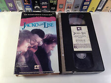Jacko And Lise aka Bobo Jacco Rare French Romantic Drama VHS 1979 OOP HTF