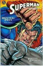 Superman/Doomsday: Hunter/Prey # 3 (of 3)  (USA,1994)