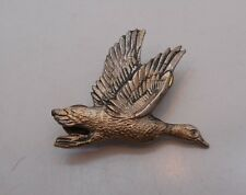 Vintage Duck Duck Hunting Jacket or Hat Pin by MM Limited Chicago PIN1A