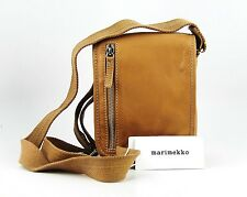 MARIMEKKO SMALL SHOULDER CROSS-BODY 100% LEATHER BAG BRAND NEW