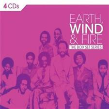 EARTH, WIND & FIRE The Box Set Series 4CD BRAND NEW Fatpack