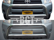 BGT 06-15 TOYOTA RAV4 FRONT BULL BAR WITH PLATE BUMPER PROTECTOR GUARD S/S