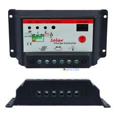 30A PWM Solar Panel Battery Charge Controller 12V 24V Battery Regulator 300/600W