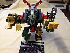 Transformers Revenge of the Fallen (ROTF) Supreme Devastator with light & sound