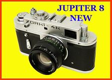 JUPITER-8 2/50mm Russian Lens screw M39 FED,Zorki, new-old stock