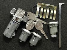 1979-1991 Chevrolet Caprice Sedan Ignition Door Trunk Locks