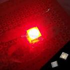 100 pcs PLCC-6 5050 POWER SMT SMD 3 CHIPS RED 1100mcd LED Llight Lamp Bright