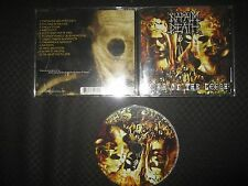NAPALM DEATH - ORDER OF THE LEECH SIGNED AUTOGRAPHED CD GRIND DEATH METAL