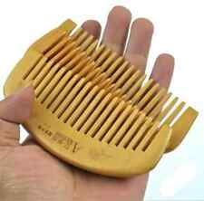 Natural Sandalwood Wide Tooth Comb Wooden Hair Care Sandal Wood Comb Styling Uni