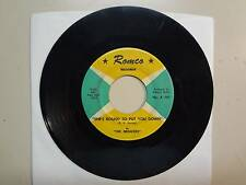 """BREAKERS:She's Bound To Put You Down-Tears In Rain-U.S. 7"""" 65 Romco Recs. No.101"""