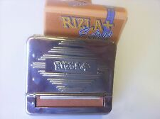 Rizla+ Automatic Cigarette Rolling Box Stainless steel NEW in BOX