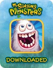 My Singing Monsters Downloaded, Egmont UK, New Books