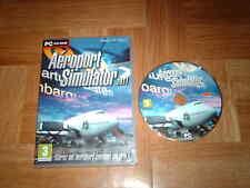 AEROPORT SIMULATOR...jeu complet...sur PC